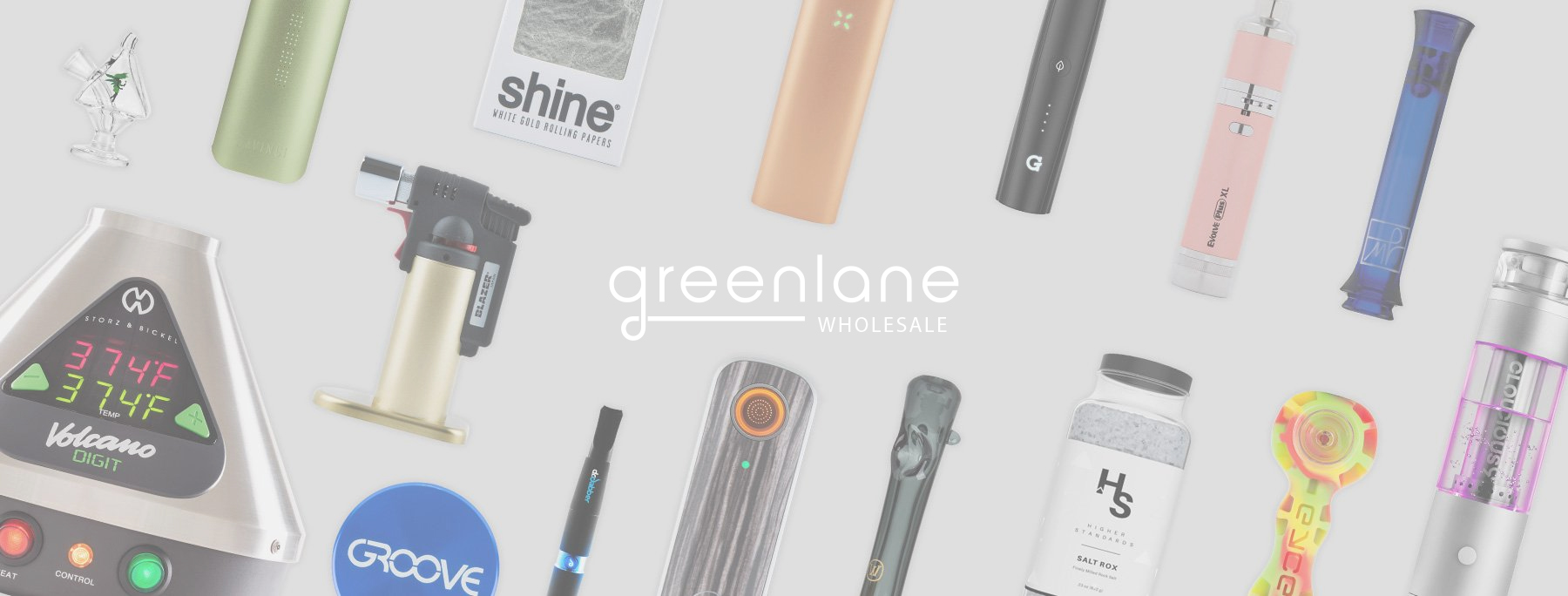 Greenlane: Leading Distributor to Dispensaries & Smoke Shops